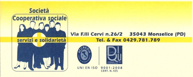 Logo: Servizi e Solidarietà