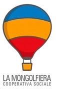 Logo: La Mongolfiera